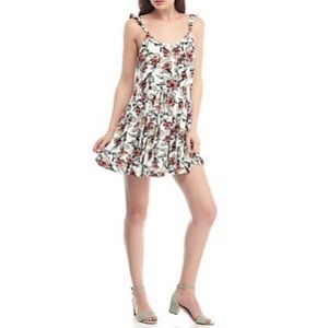 NWT Free People Dear You Mini Dress
